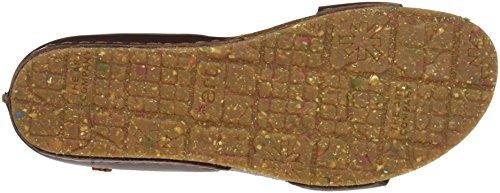 Étape N Style De Chaussures Plates Velours Femmes Khussa Punjabi Jutti Rajasthani Mojari Cordons Pompes, Orange, Taille 40