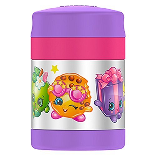 Thermos Shopkins 10 oz Funtainer Food Jar - Purple