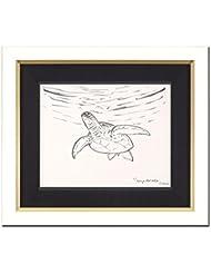 Sea Turtle Wyland Original Art