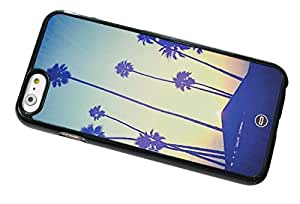1888998573930 [Global Case] Los Angeles USA California Thank you Venice Beach Sunset City of Angels Urban Landscape Sunshine Sun Happy Palmtree Vacances (BLACK CASE) Snap-on Cover Shell for Xiaomi F2-8675