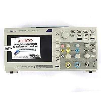 Graigar Tektronix TBS1102B Digital Storage Oscilloscope 100 MHz 2 Channel 2 GS/s 2.5k Point with 5-Year Warranty