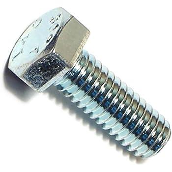 7//16-14 x 1-1//4 Piece-50 Hard-to-Find Fastener 014973100780 Coarse Hex Bolts
