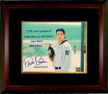 Dwier Brown signed Field of Dreams 8x10 Photo Custom Framing The One Constant Through All the Years Has Been Baseball-Brown - Framing 1