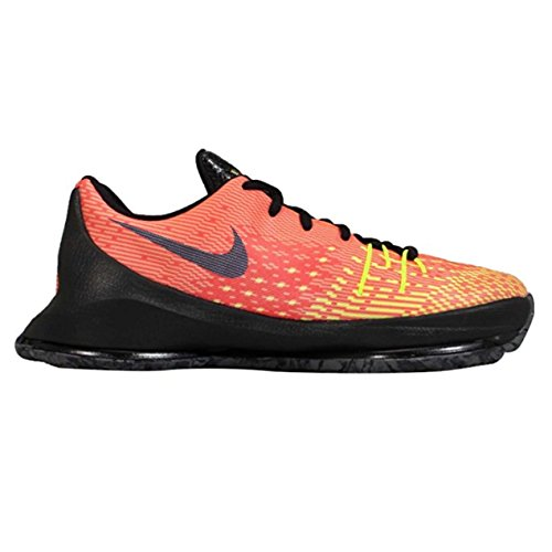 Nike Youth KD 8 Basketballschuh Gesamt Orange / Volt / Bright Crimson / Schwarz