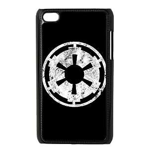 iPod Touch 4 Case Black Empire Logo K7B7B