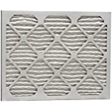 Eco-Aire P25S.012023 MERV 13 Pleated Air Filter, 20 x 23 x 1