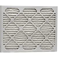 Eco-Aire P25S.0121F23F MERV 13 Pleated Air Filter, 21 3/8 x 23 3/8 x 1