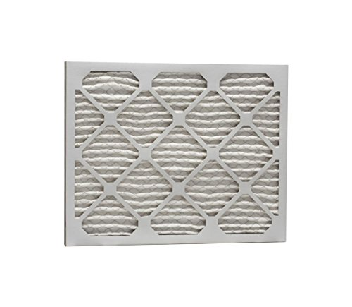 Eco-Aire P25S.011727 MERV 13 Pleated Air Filter, 17 x 27 x 1""
