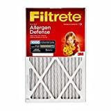 air filter 18x20 - 18x20x1, Filtrete Air Filter, MERV 11, by 3m (Pack of 4)