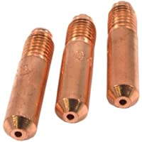 Forney 60167 Contact Tip for Mig Welding, Hobart or Miller, .045, 3-Pack by Forney