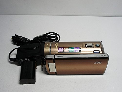 JVCケンウッド JVC 64GBハイビジョンメモリームービー ホライゾンゴールド GZ-HM890-N  ホライゾンゴールド B004L25JWW