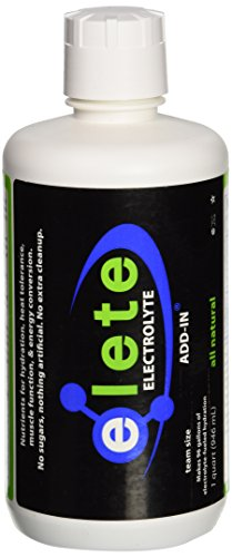 Elete Refill Electrolyte Bottle, 32-Ounce