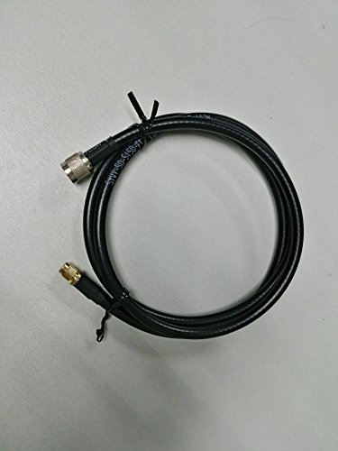 Barcode Design Software (Bestga Low Loss Coaxial Cable, SYV50-5 6 M 20 ft Flexible RF Cable, RP-TNC Male to SMA Male UHF RFID Antenna Cable)