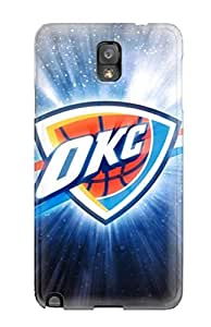 5184144K844095907 oklahoma city thunder basketball nba NBA Sports & Colleges colorful Note 3 cases