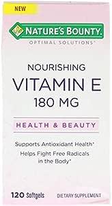 Nourishing Vitamin E, 120 Softgels
