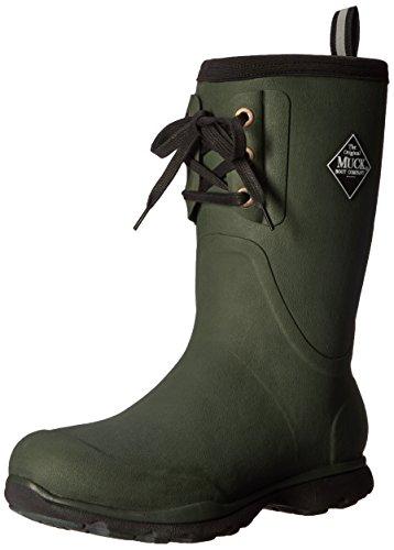 Muck Boot Menns Arktiske Utflukter Blonder Mid Snø Grønn