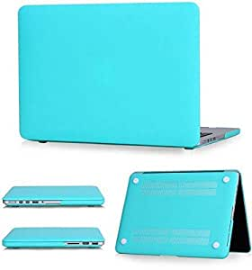 For Apple Macbook Pro 15 Inch Tiffany Blue Hard Plastic Shell Case Cover