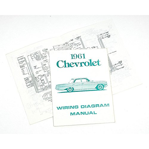 amazon com: eckler's premier quality products 40-139149 full size chevy  wiring harness diagram manual,: automotive