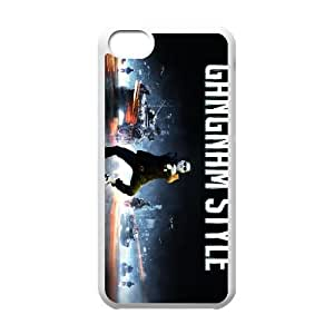 gangnam style 2 iPhone 5c Cell Phone Case White Gift xxy_9889821