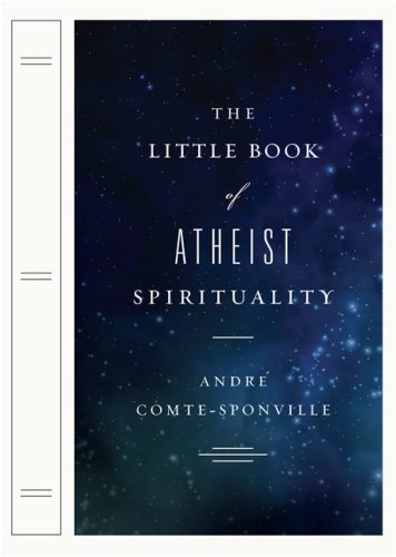 Cover of The Little Book of Atheist Spirituality