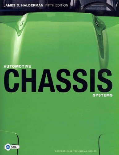 Automotive Chassis Systems with MyAutomotiveKit (5th Edition)