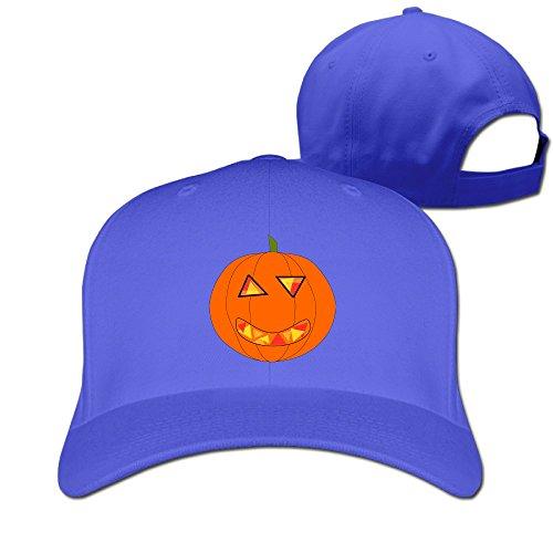 Happy Halloween Unisex Flat Along Sun Hats Street Dancing Caps