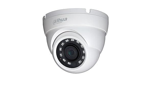 DAHUA - HAC-HDW1220M - Cámara de vigilancia con infrarrojos 1080P IR - 30 metros: Amazon.es: Bricolaje y herramientas