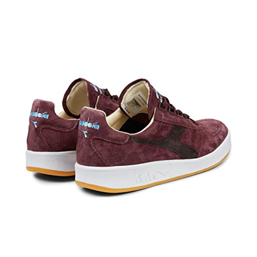 Sneakers Uomo Basse Da Chocolate Decadent Italia Elite N°41 Scarpe B Diadora Suede Ffgw00q