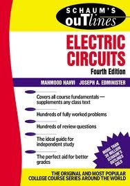 Schaum's Outline of Electric Circuits 4th (forth) edition
