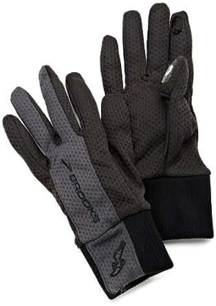 Brooks Pulse Lite Glove ACCESSORY (Black, Small)