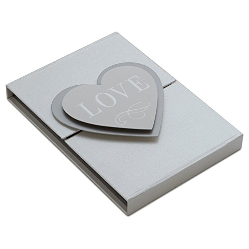 Large Product Image of Hallmark Gift Card Holder (Love Heart Miniature Gift Box)