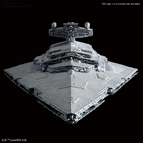 Bandai Hobby Star Wars 1/5000 Star Destroyer Star Wars from Bandai Spirits