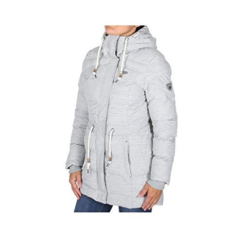 Puffy Puffy Puffy Grey Ashani Jacket B B B White Ragwear C0Oa5