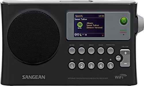 Sangean WFR-28 Internet Radio/FM-RBDS/USB/Network