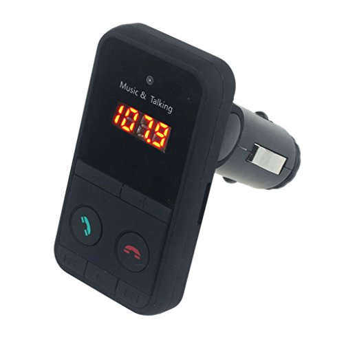 Sandistore Wireless Bluetooth FM Transmitter Modulator Car K