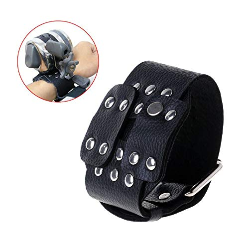 Susie-Smile - Wrist Band Fishing Reel Holder Slings Shooting Fish Catapult Adjustable Strap