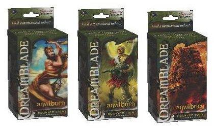 (Dreamblade CMG Anvilborn Booster Pack )