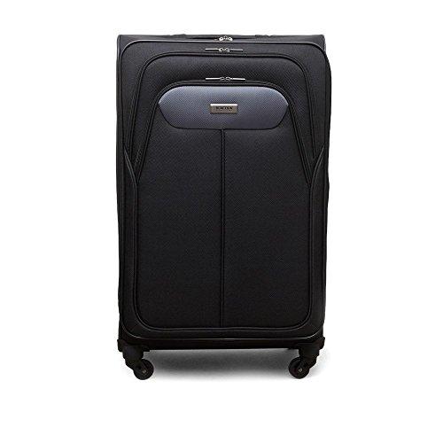 Reaction Kenneth Cole 28 Inch Excursion 2.0 4-Wheel Suitcase - Black - Excursion Case