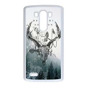 LG G3 Phone Case White Bring Me the Horizon NLG7797616