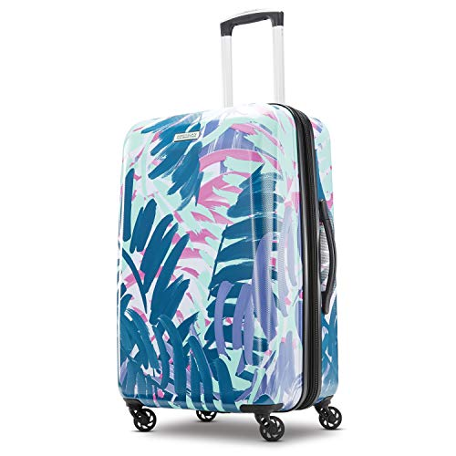 American Tourister Checked-Medium, Palm Trees