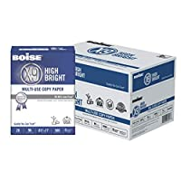 OfficeDepot.com deals on 10-Case Boise X-9 Multipurpose Copy Paper, 500 Sheet/Ream