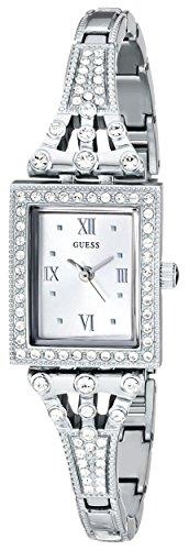 GUESS-Womens-U0430L1-Silver-Tone-Jewelry-Inspired-Watch