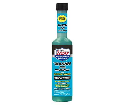 Lucas Marine Fuel Treatment 5 oz, Gasoline or Diesel