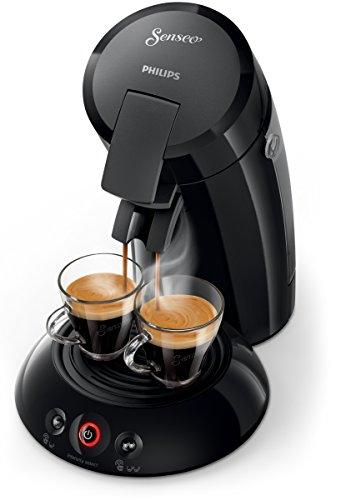 Philips HD6554/68 Senseo Kaffeepadmaschine, schwarz 2