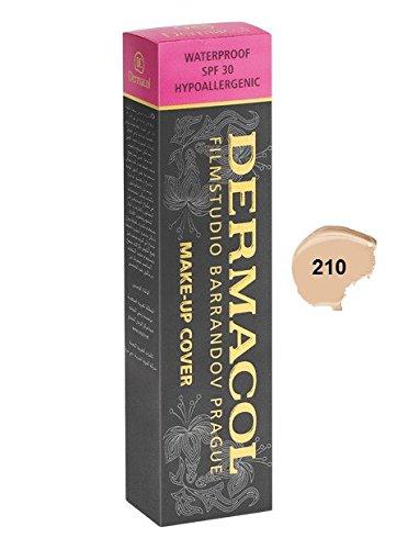 Dermacol Make Up Cover Foundation 30g 210 Buy Online
