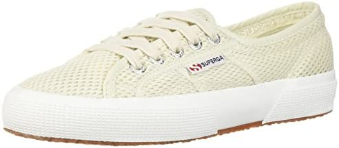 d99d439c7f839 Superga Women's 2750 Meshu Sneaker, White, 38 M EU (7.5 US): Amazon ...