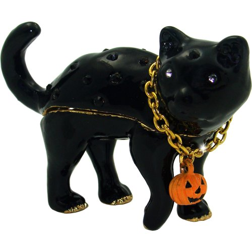 Halloween Superstitions Black Cats (Objet D'Art Release #346
