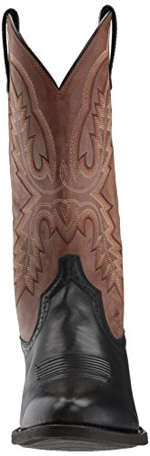 Ariat Mens Heritage Calhoun Western Boot Limousin Black/Wood 3h1hzzQ3
