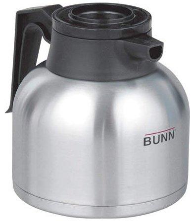 Bunn 40163.0000 Thermal Coffee Carafe - Black by BUNN