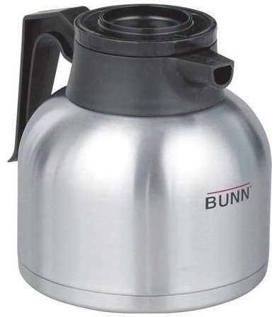 - Bunn 40163.0000 Thermal Coffee Carafe - Black